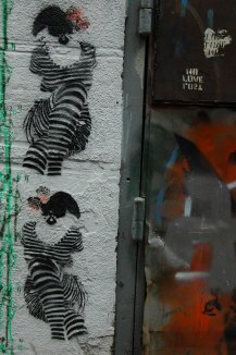 street_dame